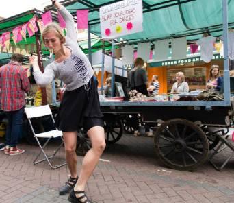 Chisenhale Dance Space, Fun Palaces consultation